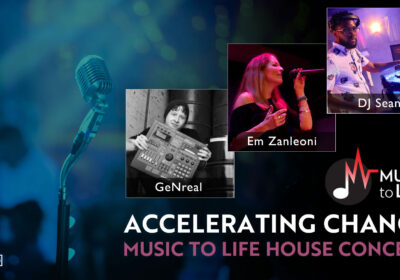 Music2Life House Concert Oct25