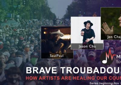 Brave Troubadours: November 2020