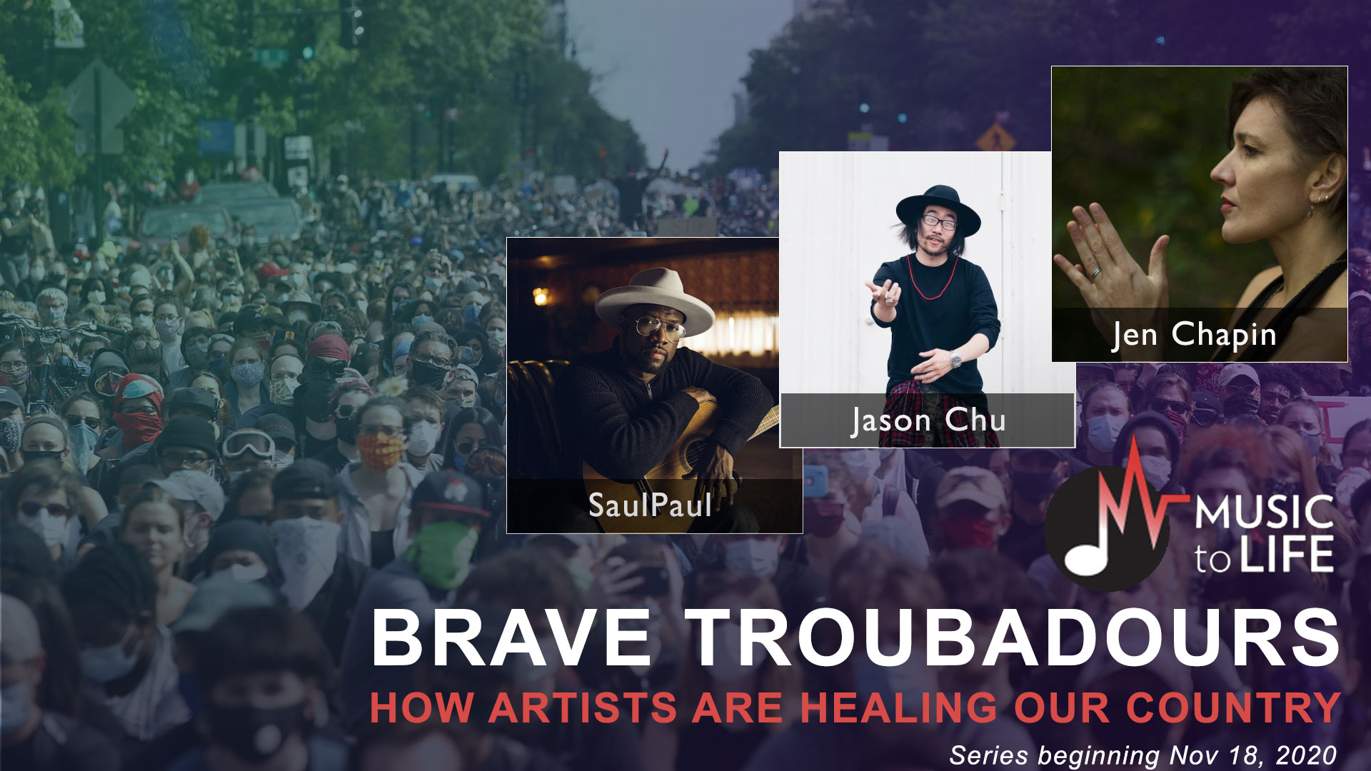 Brave Troubadours: November 18, 2020