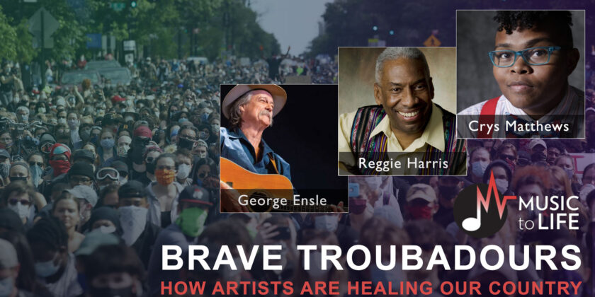 Brave Troubadours: January 14, 2021