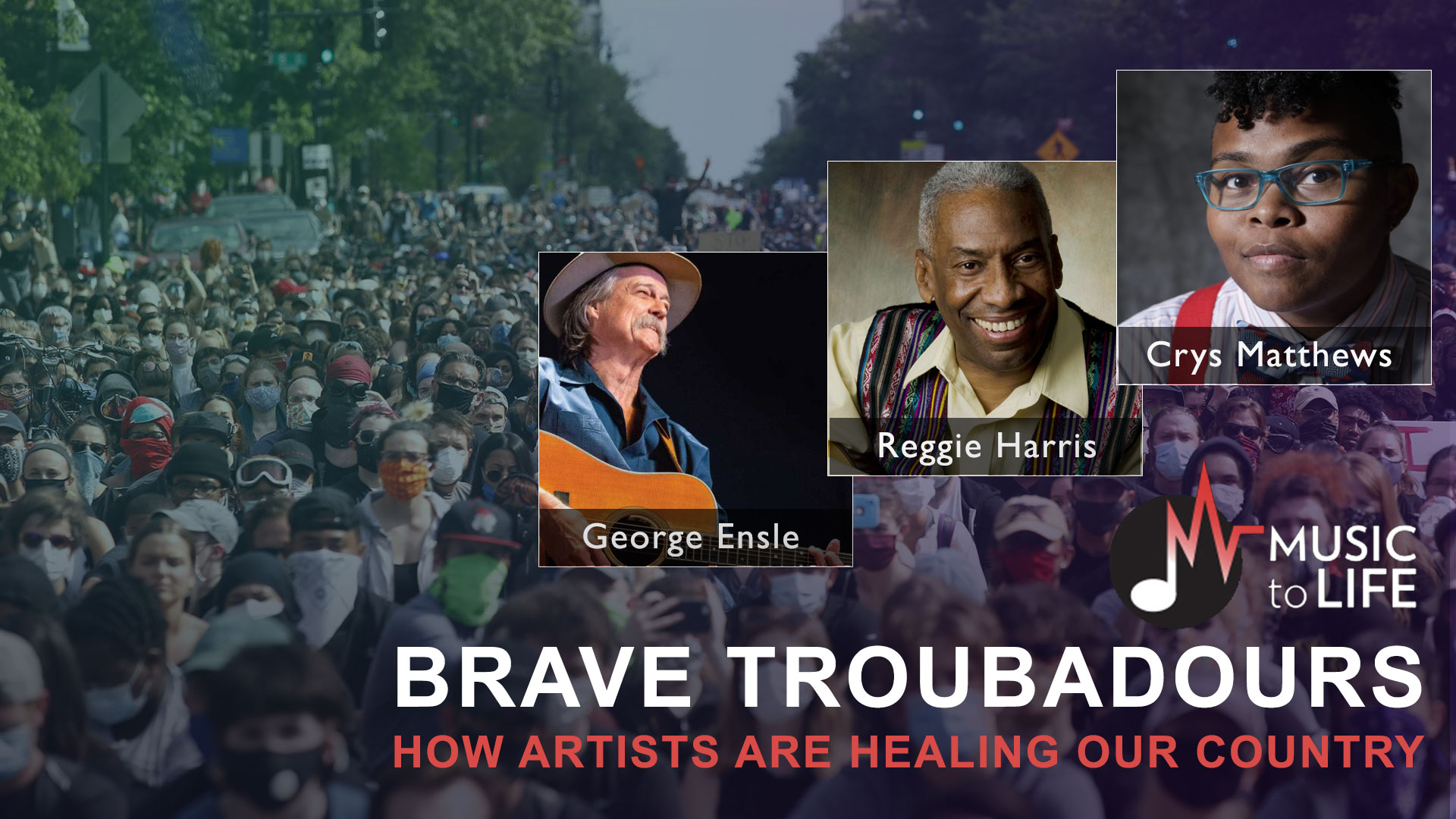 Brave Troubadours: January 14, 2021