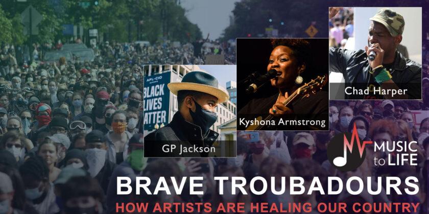 Brave Troubadours: February 18, 2021