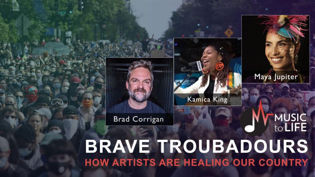 Brave Troubadours March 18, 2021