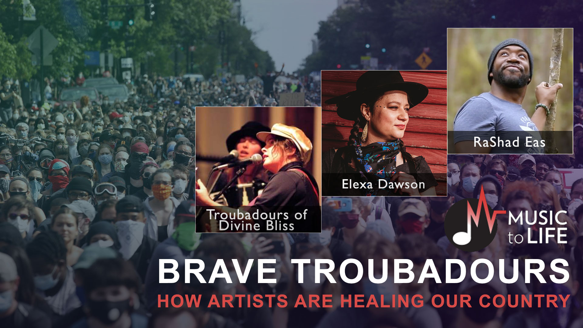 Brave Troubadours: April 22, 2021