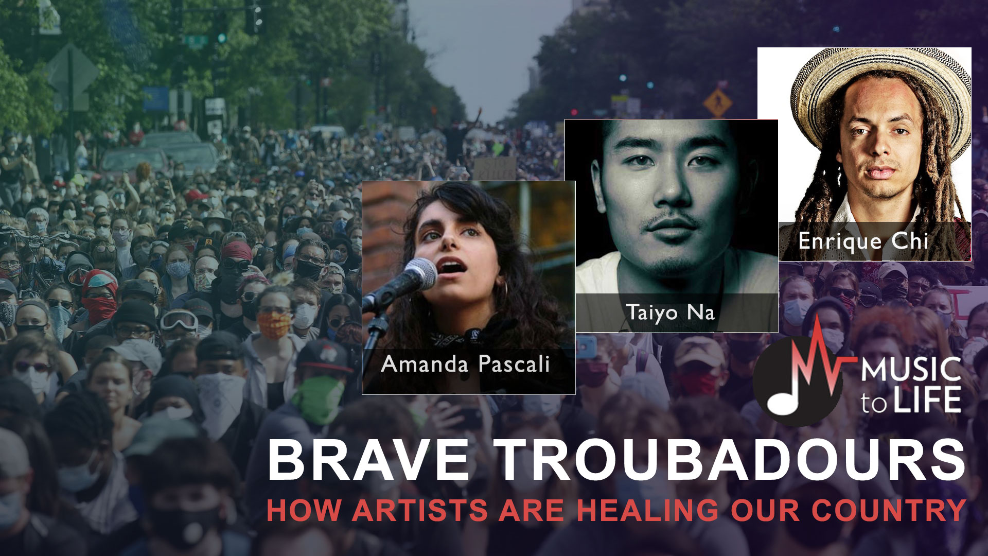 Brave Troubadours: May 20, 2021